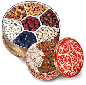 Tempting Gifts of Nuts and Candies