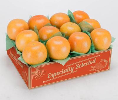 Deep Red Grapefruit