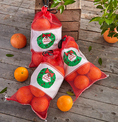 Three Grove Stand bags of Oranges or Grapefruit shipped direct to you.