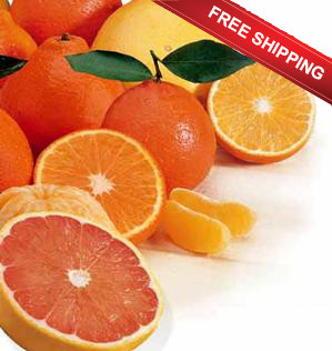 Ruby Reds and Honeybells shipped free.