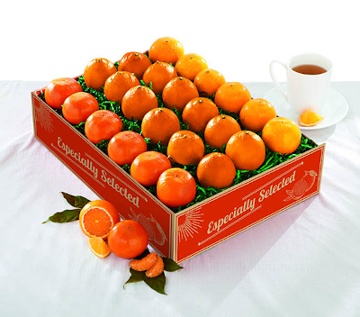 Three favorite flavors:  Honeybells, Navels and Tangerines